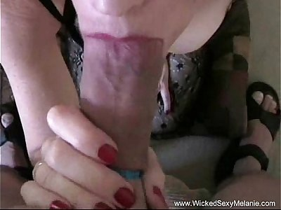 Cock Worship For Mature Swinger
