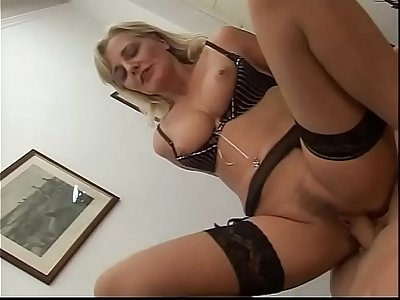 A Massive cock for the nasty Milf